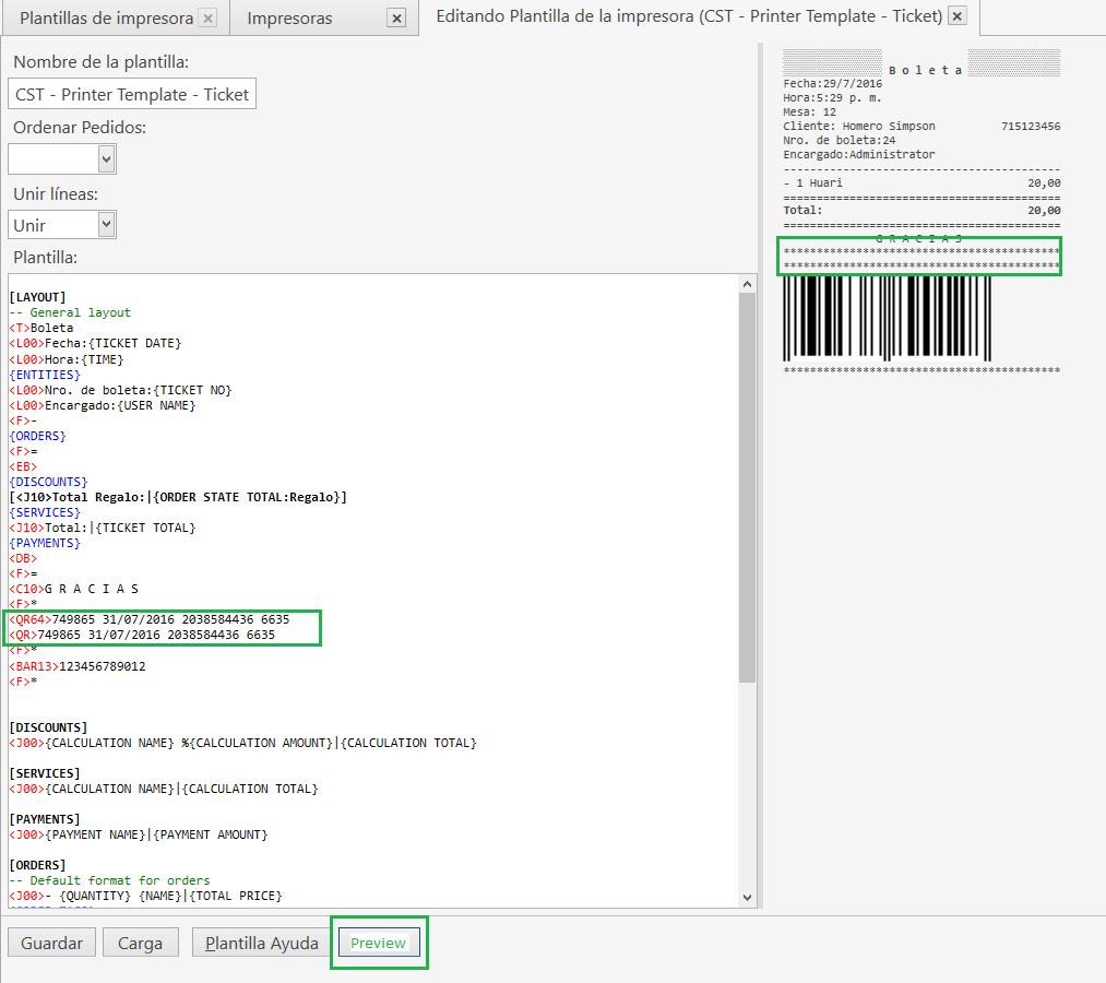 How to print QR code - V5 Question - SambaClub Forum
