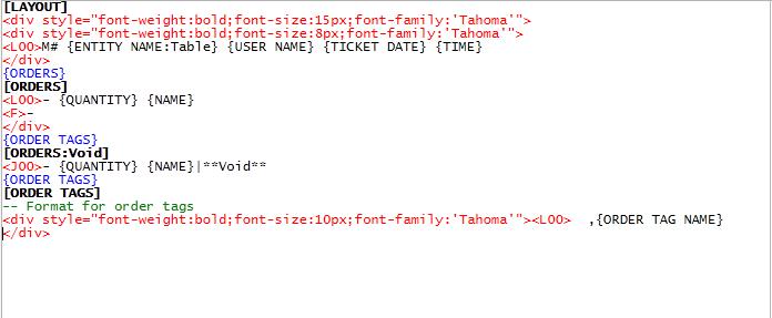 Increase font size in printing - Version 4 - SambaClub Forum