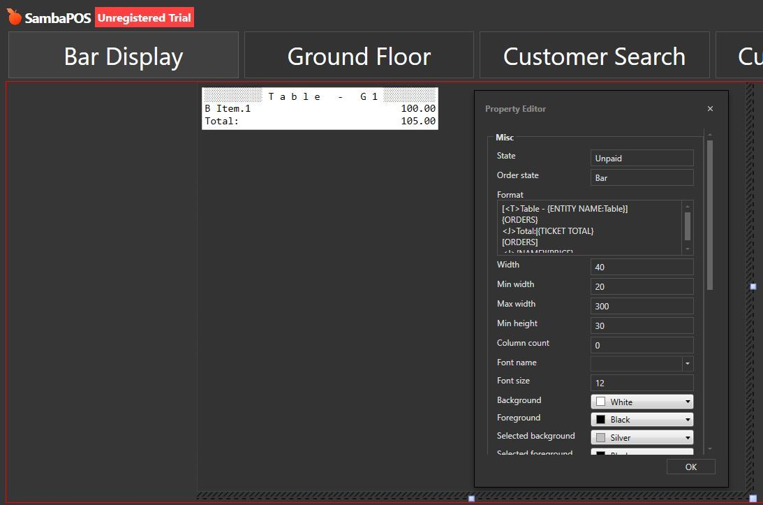 increase font size in pdf