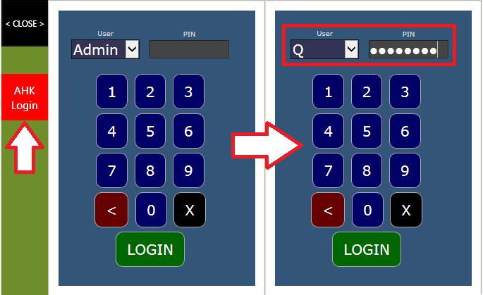 HTML Viewer Widget automation with AutoHotkey (AHK) - V4 Tutorial
