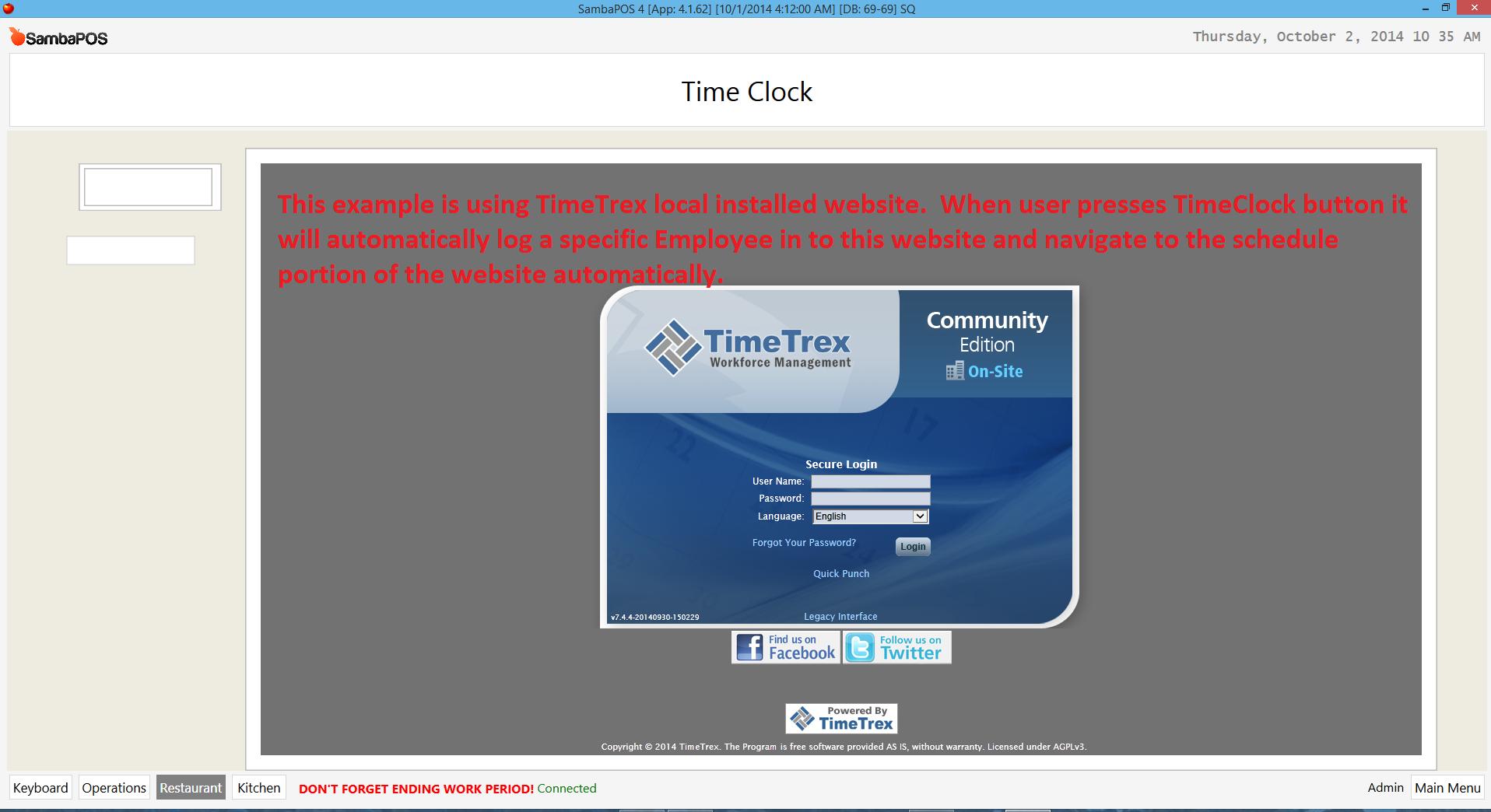 HTML Viewer Widget automation with AutoHotkey (AHK) - V4