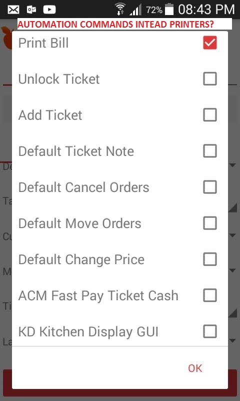 Android Mobile Client printer issue - V5 Question - SambaClub Forum